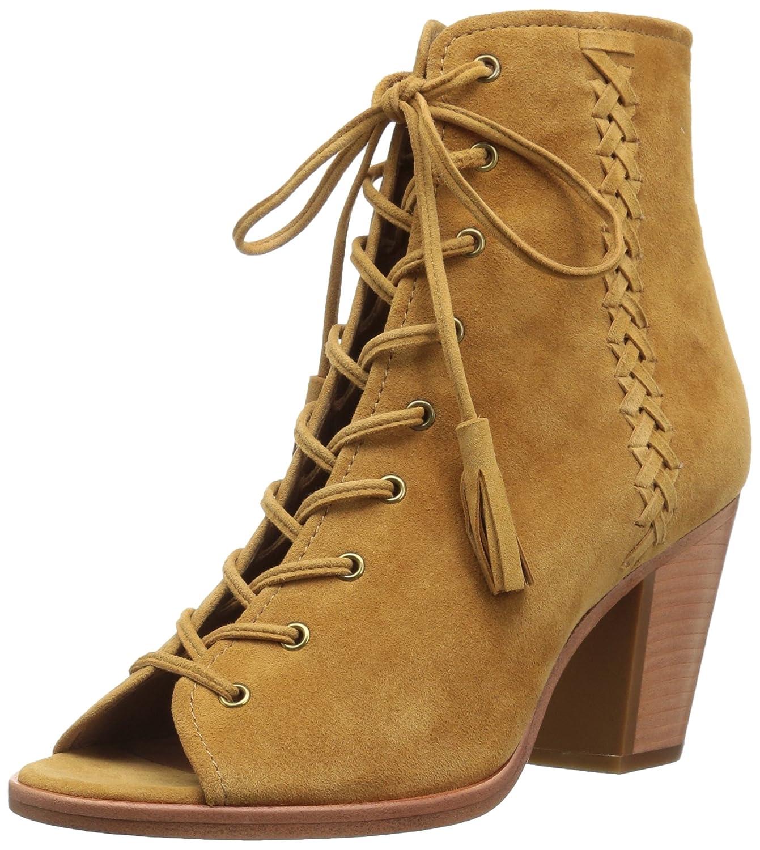 FRYE Women's Dani Whipstitch Lace Boot B01H4X9H6I 8.5 B(M) US Camel