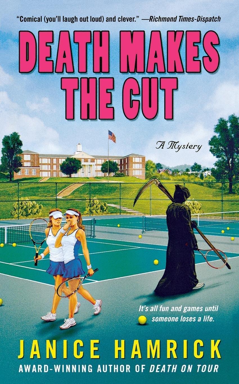 Death Makes the Cut (A Jocelyn Shore Mystery): Janice Hamrick ...