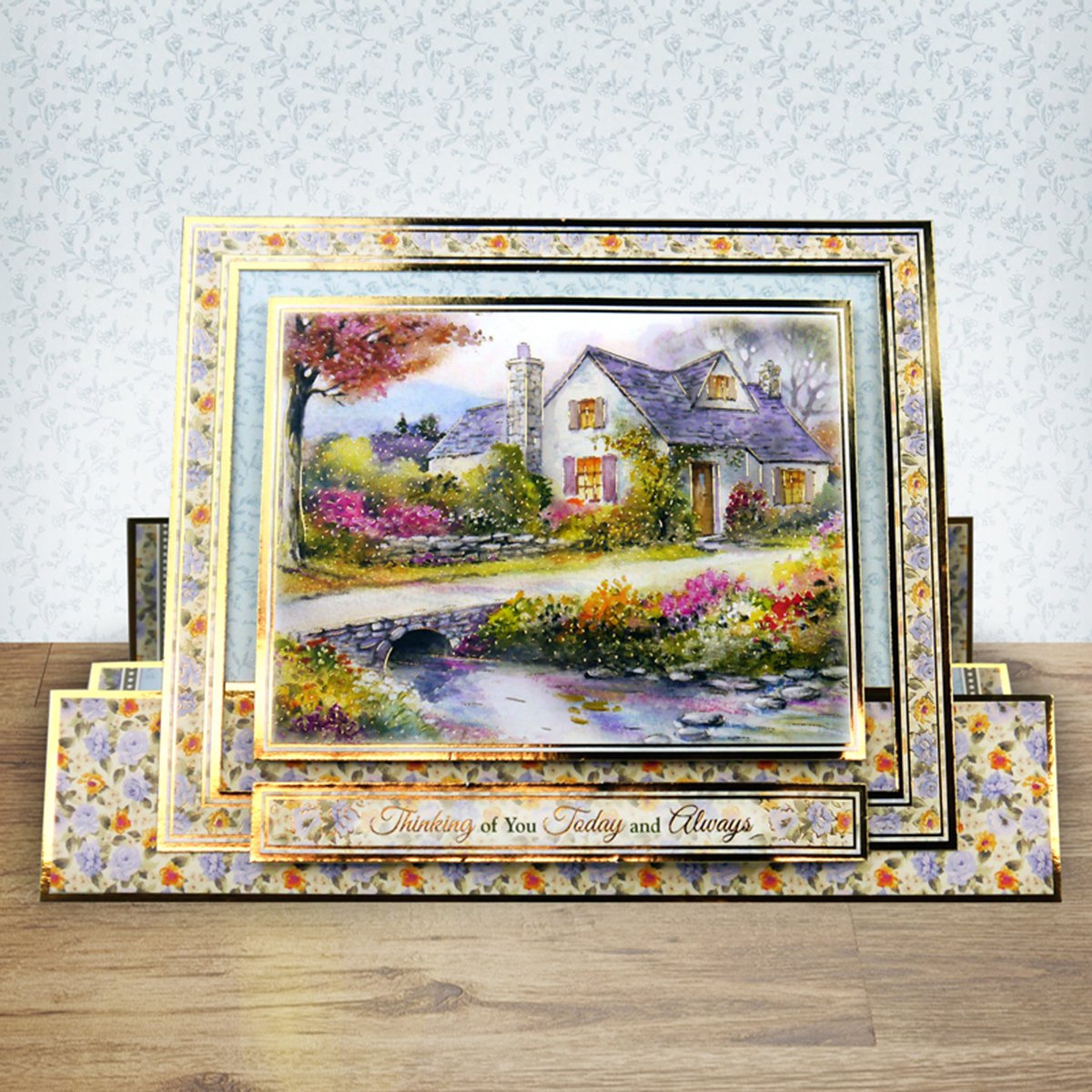 Hunkydory primrose Lane Luxury Collection with 8 Topper Sets /& 2 Specialty Card Kits
