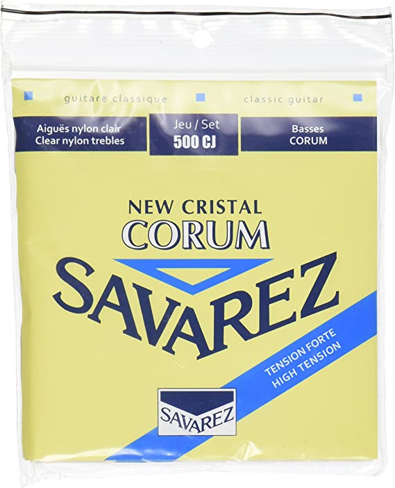 Savarez Classical Guitar Strings (500CJ)