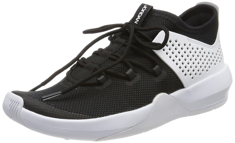 Nike Herren Jordan Express Gymnastikschuhe  42.5 EU|Schwarz (Blackblackwhite)