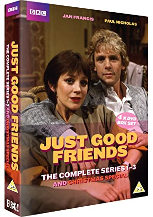 Just Good Friends: The Complete Series 1-3 DVD 1983 4-Disc