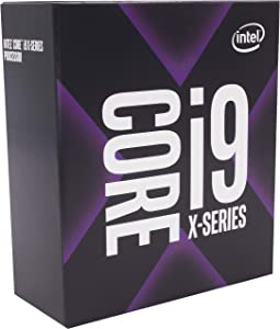 Intel Core i9-9940X X-Series Processor 14 Cores up to 4.4GHz Turbo Unlocked LGA2066 X299 Series 165W Processors (999AC9)