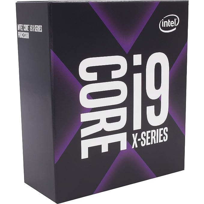 Intel Core I9-9900X - Procesador CPU (3.50 GHz, 19.25M, LGA2066) Color Gris: Intel: Amazon.es: Informática
