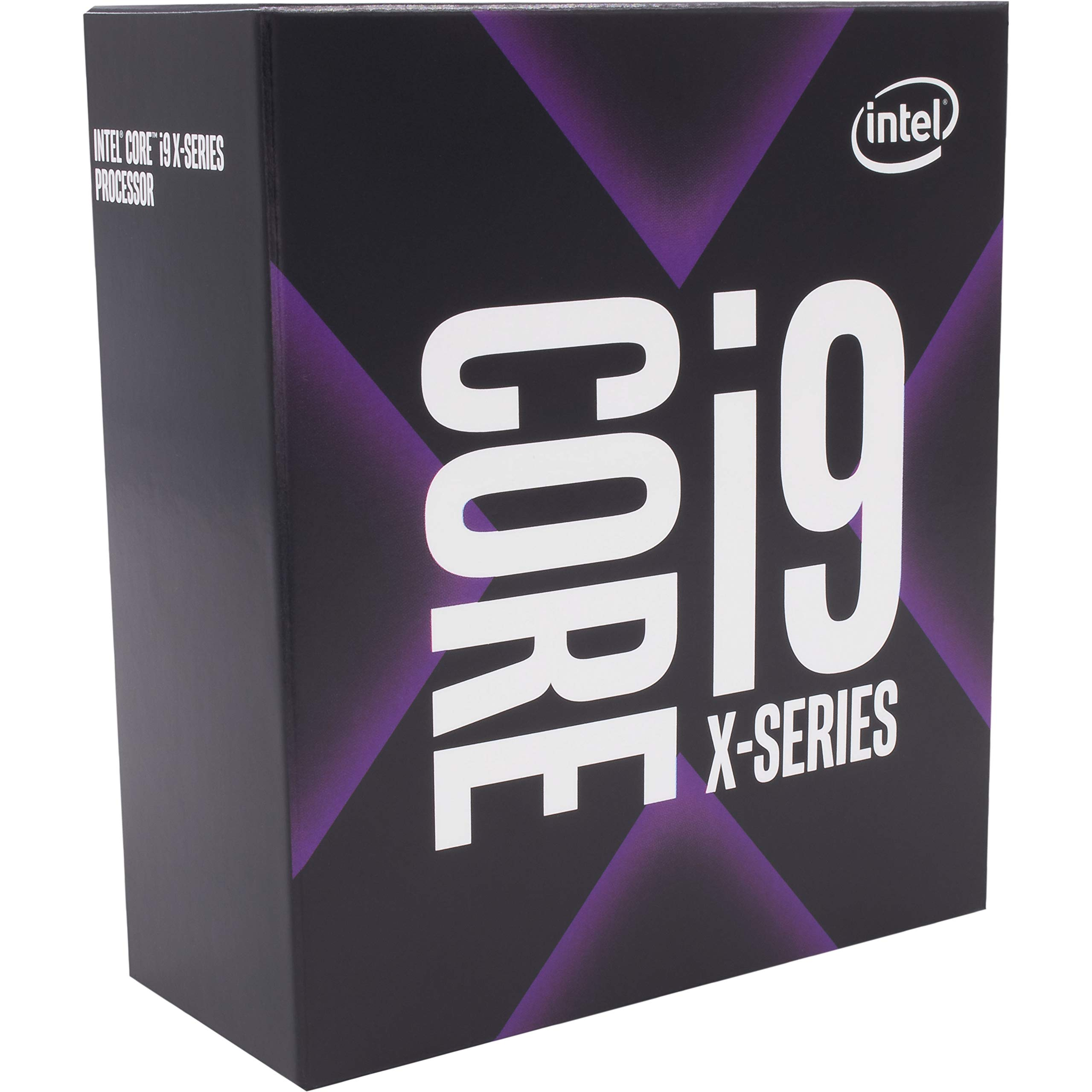 Intel Core i9-9900X X-Series 10 Cores up to 4.4GHz Turbo Unl