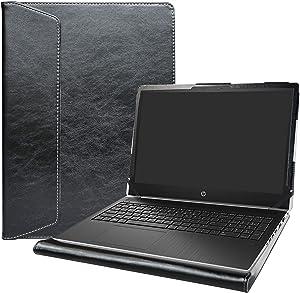 "Alapmk Protective Case Cover for 15.6"" HP ProBook 450 G6/HP ProBook 450 G7/HP ProBook 455 G6/HP ProBook 455R G6/HP ProBook 455 G7 Laptop[Note:Not fit ProBook 450 G5 G3 G4/455 G5 G3 G4],Black"