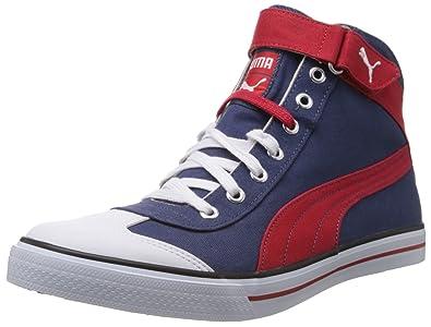 20cec587 Puma Men's 917 Mid 2.0 Canvas Sneakers