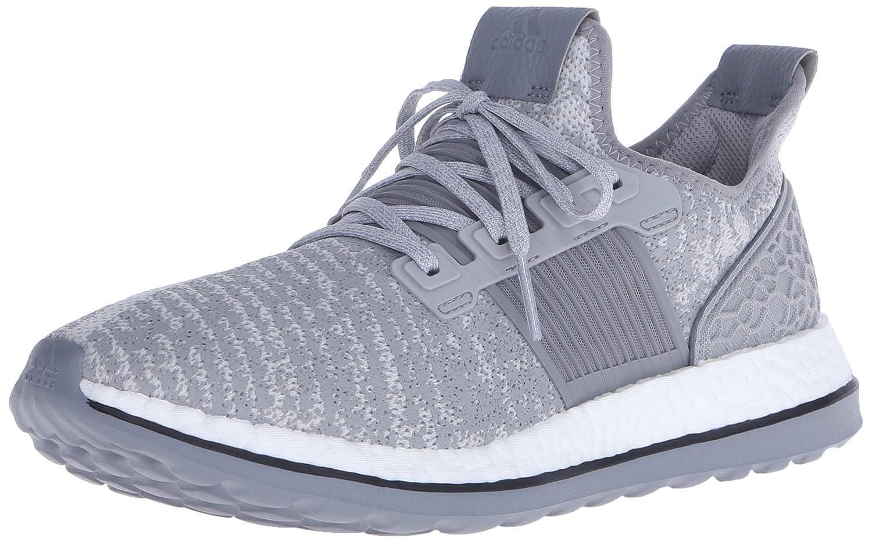 adidas Performance Men's Pureboost ZG Running Shoe B0119FIFDS 8.5 D(M) US|Mid Grey/Grey/Black