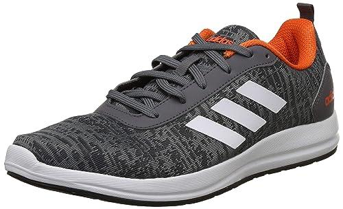 huge selection of b623b 7f8a9 Adidas Men s Videll Grefiv Visgre Ftwwht Eneo Running Shoes-11 UK