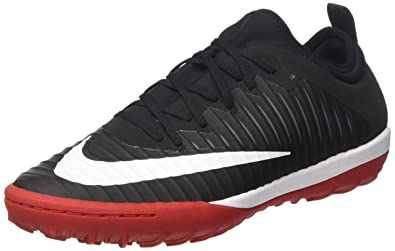 e05cc4ad6bde46 ... get nike mens mercurial x finale ii tf cleats black white university  red 3b6e6 83ef2