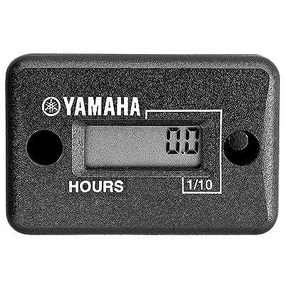 Yamaha ENG-METER-4C-01 Hour/Tach Deluxe Engine Meter: Garden & Outdoor