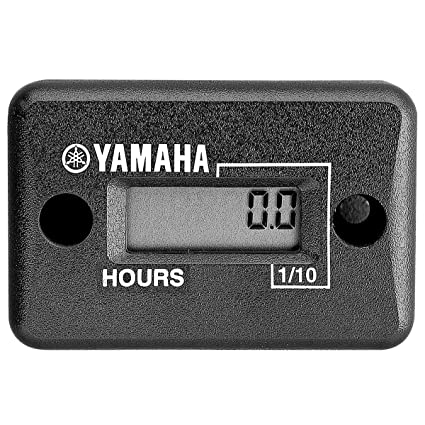 Amazon.com: Yamaha eng-meter-4 C-01 Hour/Deluxe Engine ...