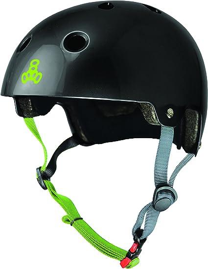 Triple 8 Get Used To It Sweatsaver Liner Skateboarding Helmet XL 1365