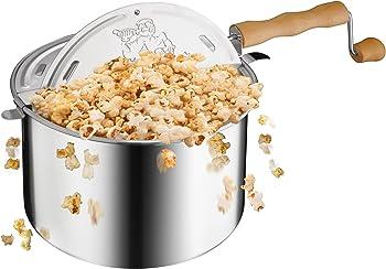 Great Northern Popcorn Original Stovetop Popcorn Popper