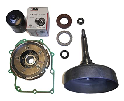 Amazon.com : Wet Shoe Clutch Kit, HiSun UTV, ATV, 700, 500, Cub Cadet, Coleman, TSC, Rural King, Yardsport, SuperMach, Big Muddy, Qlink : Everything Else