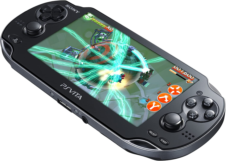 Amazon.com: PlayStation Vita - Wifi: Video Games