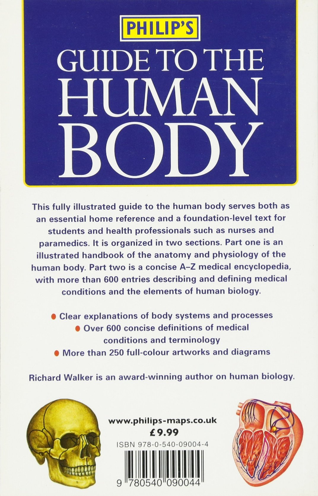 Guide to the Human Body: Richard Walker: 9780540090044: Amazon.com ...