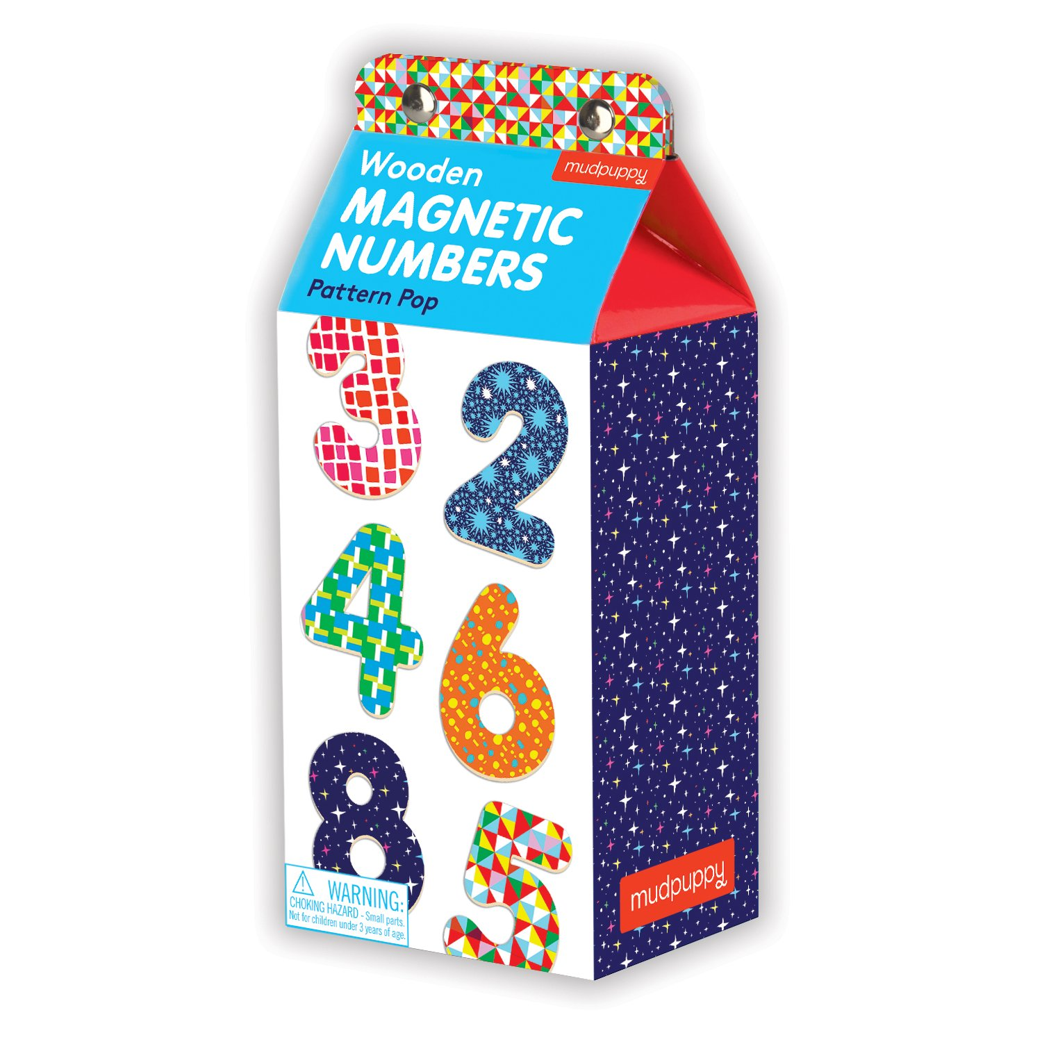 Grades 1-2 JUVENILE NONFICTION General Children Toys NON-CLASSIFIABLE Stationery items Unclassifiable Mudpuppy Keith Haring Wooden Magnetic Shapes 9780735343962 Toys Dolls /& Puppets ANF WZ BIC
