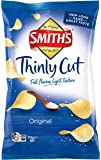 Smiths Thinly Cut Original Potato Chips 12 X 175 Grams