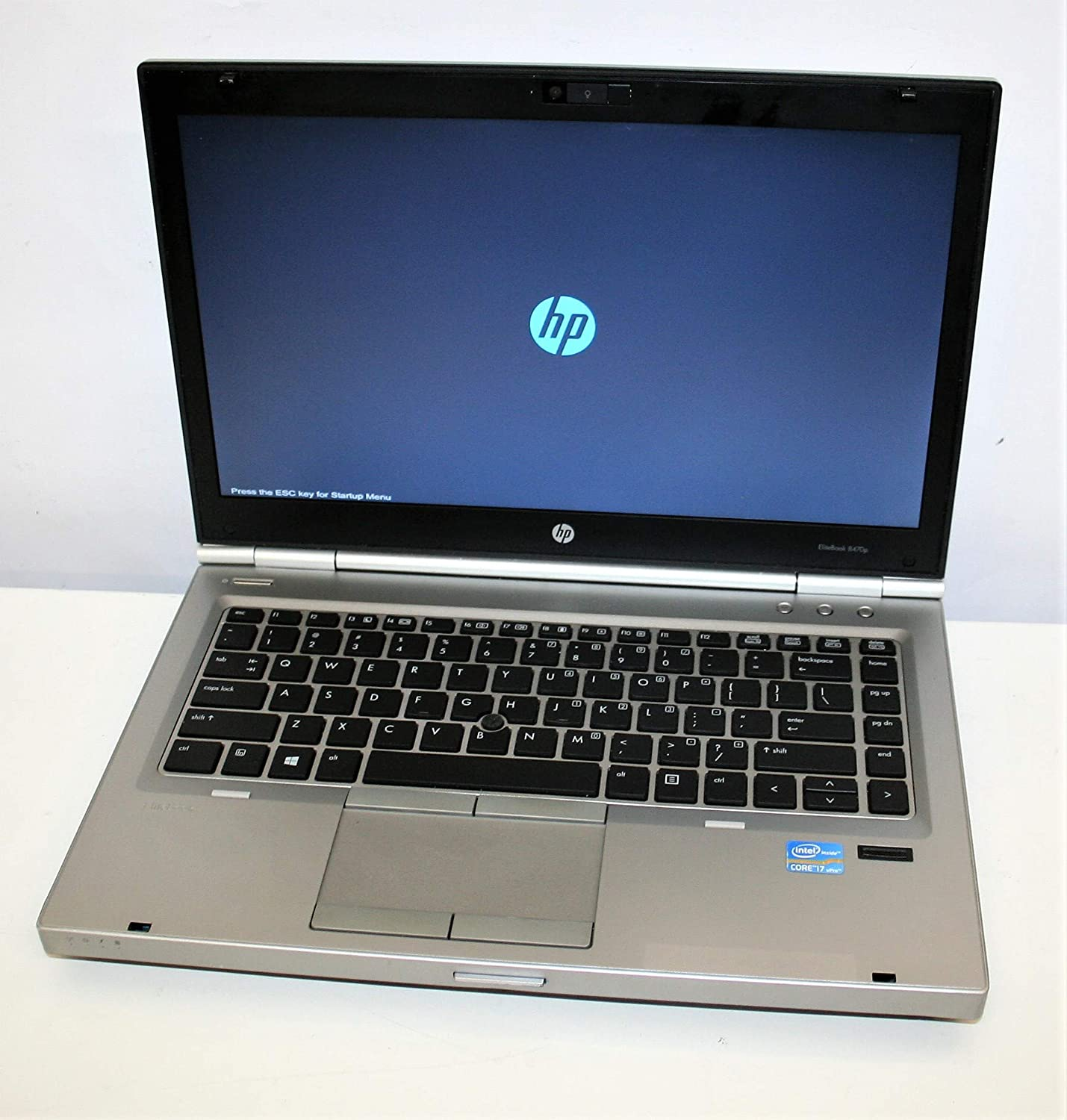 Amazon.com: HP EliteBook 8470p – Core i7 3520 M/2.9 GHz ...
