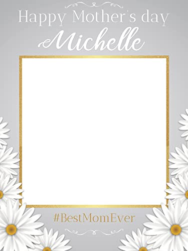 Amazon.com: Happy Mother\'s Day, Custom Mother Day Special Frame ...