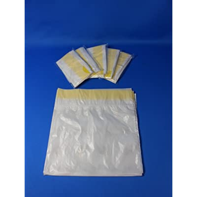 Adult Diaper disposal bags - packs