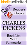 CHARLES DICKENS NOVELS, NOVELLAS, AND SHORT STORY COLLECTIONS: A CHECKLIST WITH SUMMARIES: BIBLIOGRAPHY OF THE WORKS OF CHARLES DICKENS WITH CHECKLUST AND ORDERING INFORMATION (English Edition)