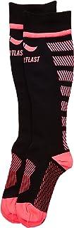 Chaussettes de compression Sportlast NRG Pro Long Noir-Fuchsia 2017