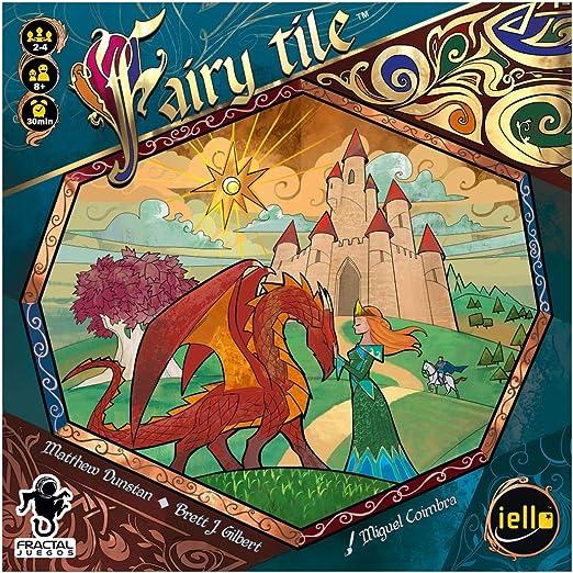 Fractal Fairy Tile - Juego de Mesa [Castellano]: Amazon.es: Juguetes y juegos