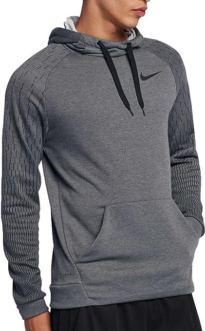 Amazon.com   Nike Men s Dry Logo Rainstorm Printed Hoodie 7ed215886