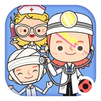 Miga Town: My Hospital--Kids Roleplay Game-Be A Doctor