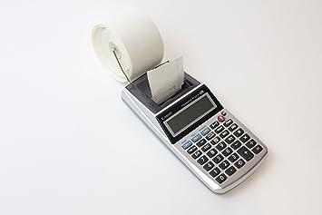 Canon Impresora de Palma p1-dh V impresión calculadora ...