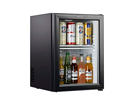 Arctik SC40 Mini Bar Silencioso, Mini Refrigerador con Cerradura ...