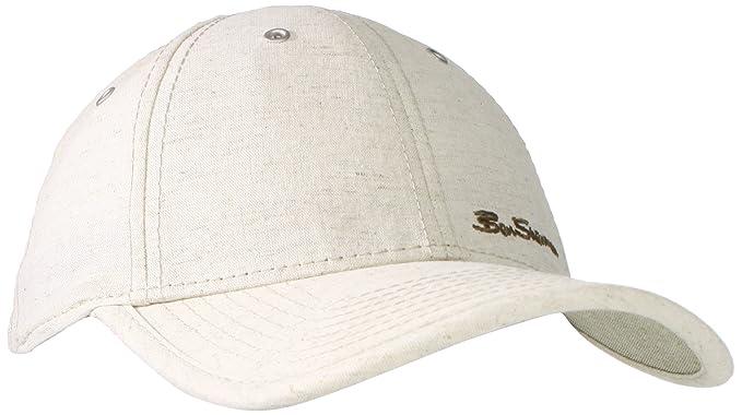 Amazon.com  Ben Sherman Men s Chambray Baseball Cap 29ad9b66dda1