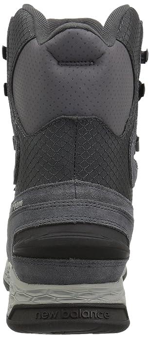 New Balance Chaussures de Training pour Hommes MID589V1, 43 EUR - Width D, Black/Red