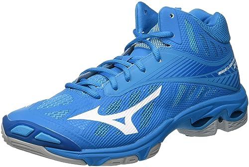 Mizuno Wave Lightning Z4mid, Zapatillas para Hombre: Amazon.es: Zapatos y complementos