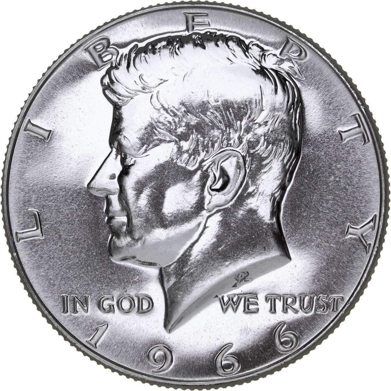 1966 United States Special Mint Set Silver Kennedy GEM BRILLIANT SETS
