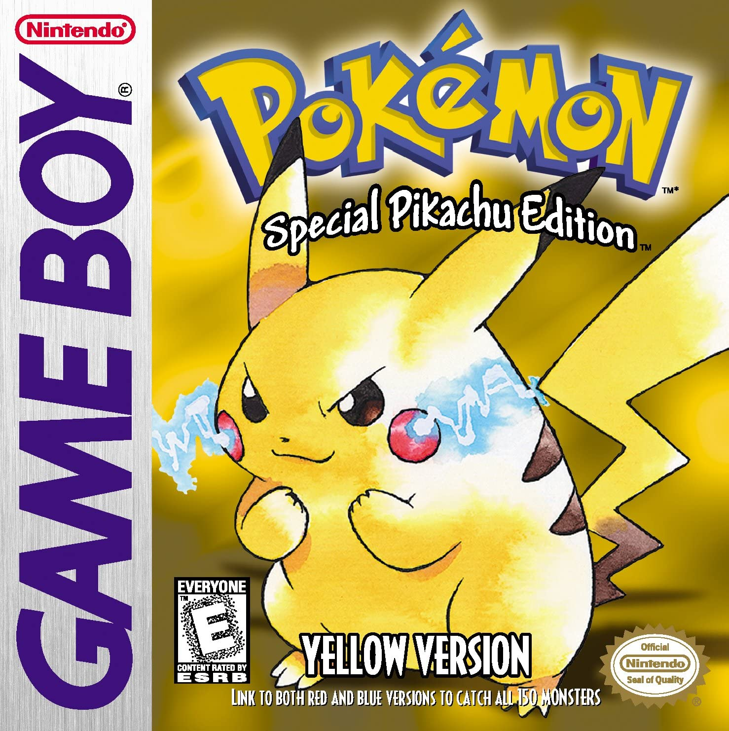 Amazon com: Pokémon Yellow Version - 3DS [Digital Code