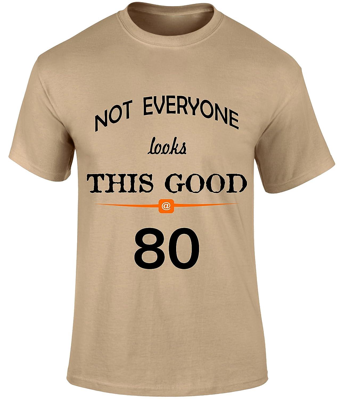 SuperPraise Men Birthday T Shirt Eighties Party Slogan Amazoncouk Clothing