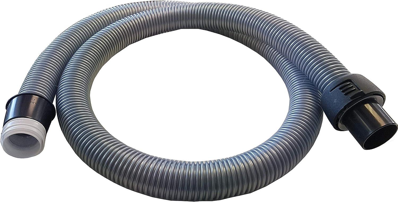 Manguera original sin asa para aspiradora Electrolux/Tornado/Progress/AEG Airmax, Calypso, Eolys, Ergospace, Espiral Twinclean, Ultra Silencer – Longitud: 1,5 m: Amazon.es: Hogar