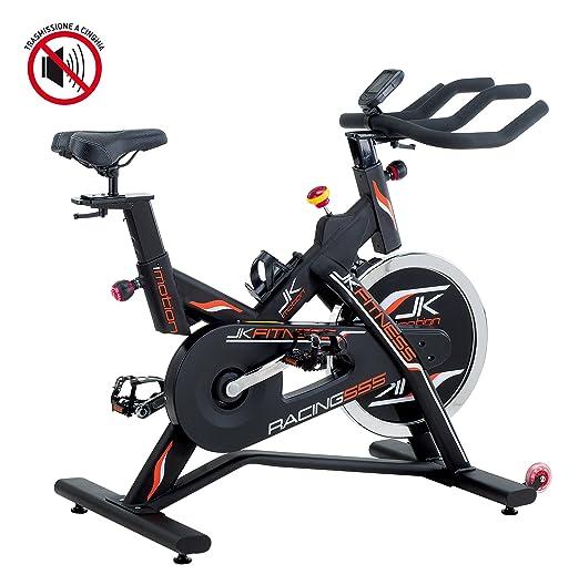 2 opinioni per JK Fitness JK555 Indoor Cycle, Nero