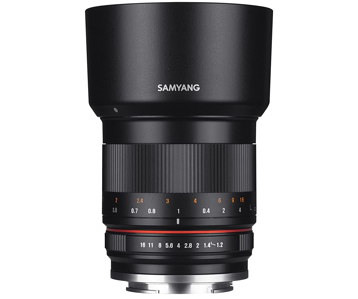 Samyang 50mm F1.2 AS UMC CS (MFT) [並行輸入品] MFT  B01FBUHEPC