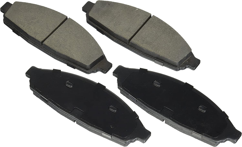Centric Parts 102.10930 102 Series Semi Metallic Standard Brake Pad
