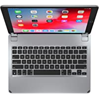 Brydge 12.9 Keyboard for iPad Pro 12.9 inch | ONLY 2017/2015 Models | Aluminum Bluetooth 4.2 Wireless Keyboard with…