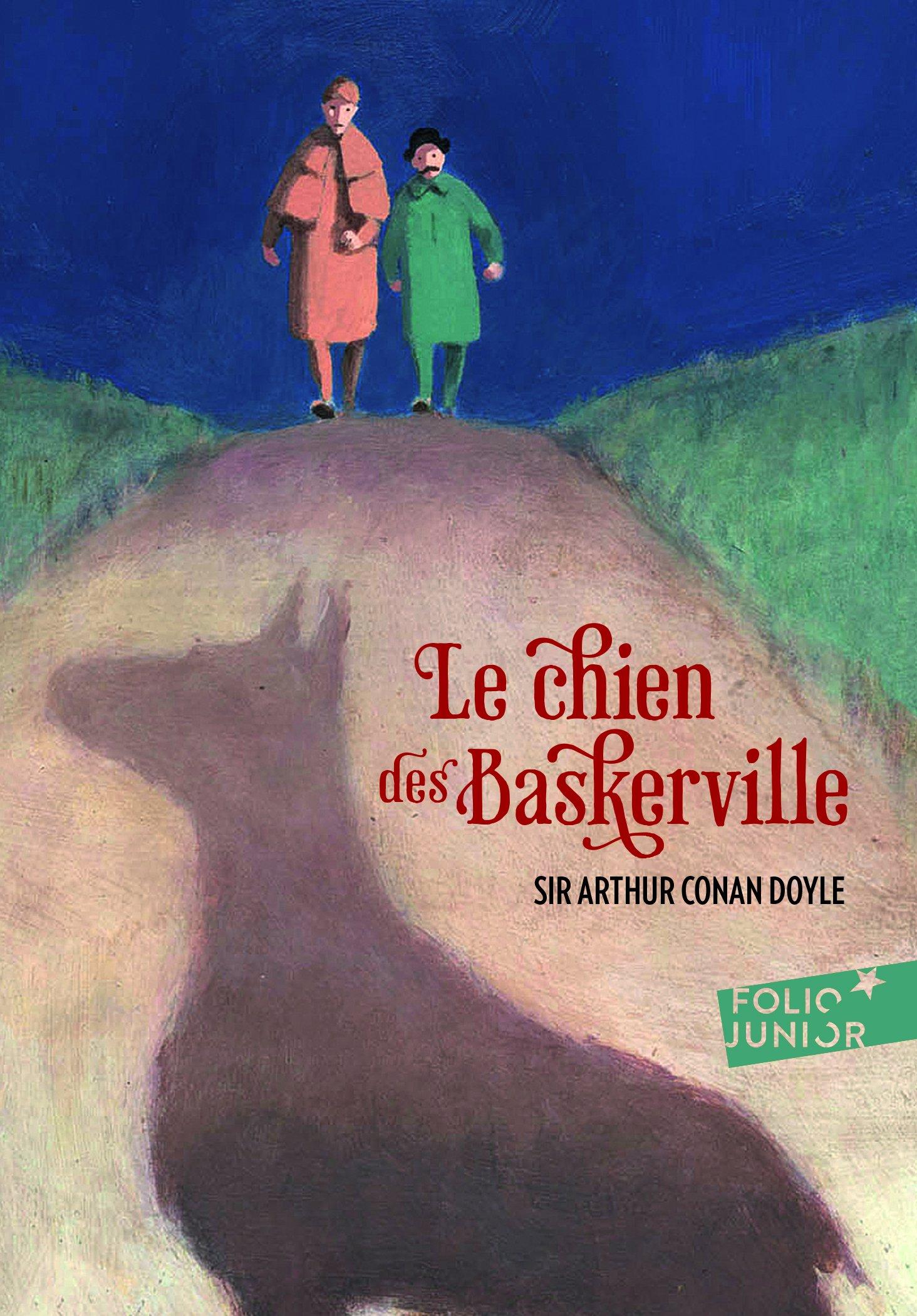 Read Online Chien Des Baskerville (Folio Junior) (French Edition) pdf epub
