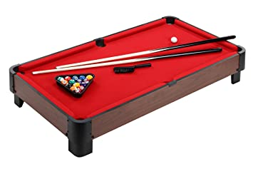 Striker 40u0026quot; Table Top Pool Table