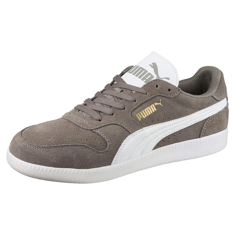 Puma Unisex Erwachsene Icra Trainer SD Sneaker, Grau (Steel