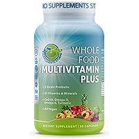 Deals on 90 Capsules Whole Food Multivitamin Plus Vegan