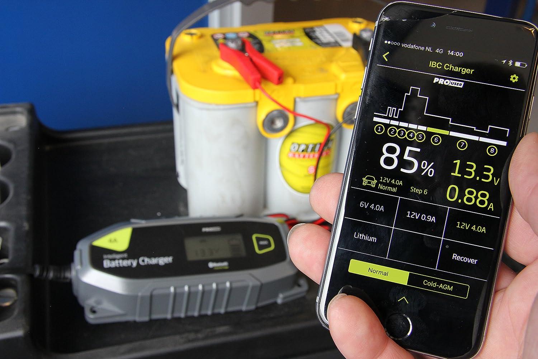 Pro User Ibc7500b Bluetooth 12 V And 24 75 Amp Smart Battery 6v 12v 27a 3step Lead Acid Charger Car For Lithium Batteries 18173 Motorbike