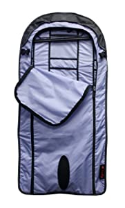 Henty WIngman Garment bag unrolled